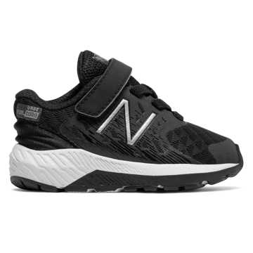New Balance FuelCore Urge, Black with White