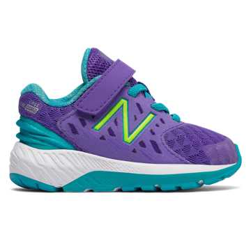 New Balance FuelCore Urge, Purple with Teal