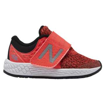 New Balance Fresh Foam Zante v4, Vivid Coral with Black