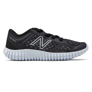 New Balance New Balance 99v2 Trainer, Black with White