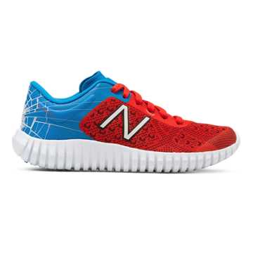 New Balance 99 Marvel Lace, Red with Bolt