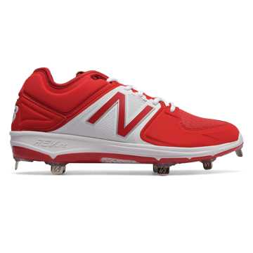 New Balance Metal 3000v3, Red with White