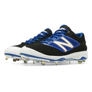 New Balance Metal 4040v3, Black with Blue