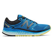 New Balance Fresh Foam 1080v7, Electric Blue with Hi-Lite