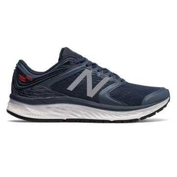 New Balance Fresh Foam 1080 男鞋 稳定舒适 缓震透气, 深蓝色
