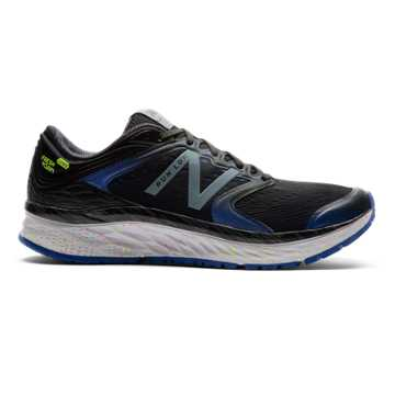 New Balance Fresh Foam 1080v8 London Edition, Blue Iris with Black