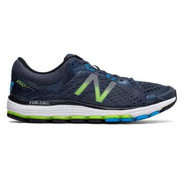 New Balance 1260v7, Thunder with Black