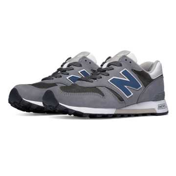 New Balance 1300 Explore by Air, Lead with Blue