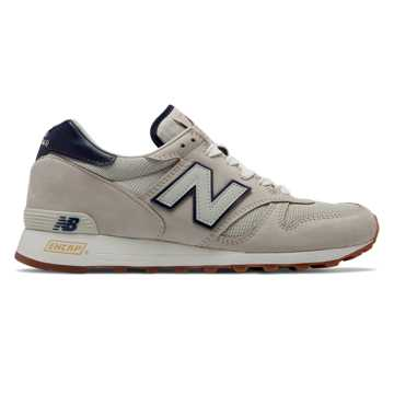 New Balance 1300 Baseball, Powder with Navy