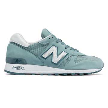 New Balance 1300系列复古鞋, 天蓝色