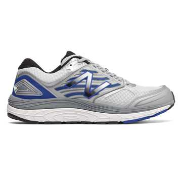 New Balance 1340v3, White with Blue