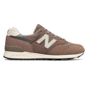 New Balance 1400 Made in the USA, Mushroom with Gunmetal