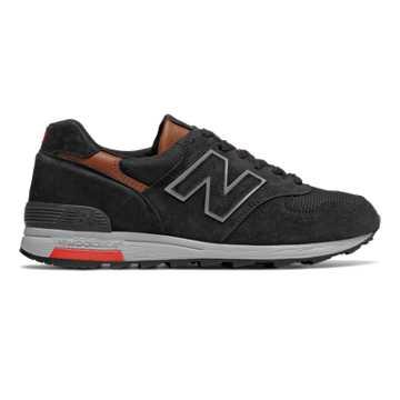 New Balance 1400复古鞋 中性款 舒适稳定 美国原产, 黑色