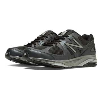 New Balance 1540v2, Black with Silver