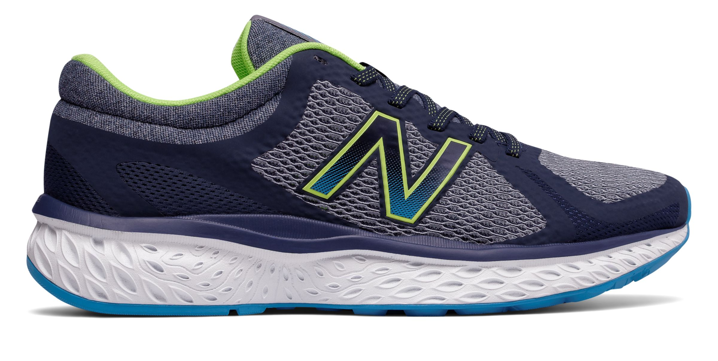 NB New Balance 720v4, Pigment with Bolt & Energy Lime