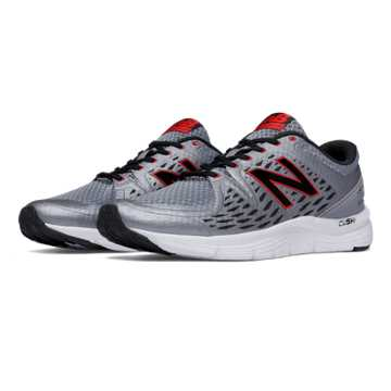 New Balance New Balance 775v2, Gunmetal with Black & Red
