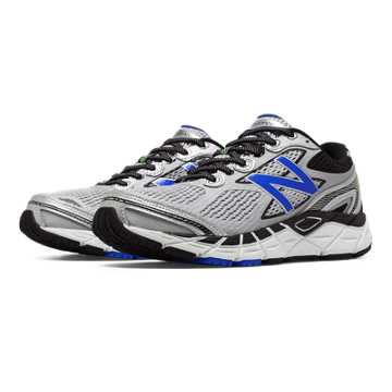 New Balance New Balance 840v3, Silver with Blue & Black