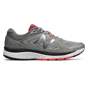 New Balance 860v8, Team Away Grey with Flame