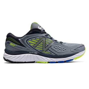 New Balance New Balance 860v7, Grey with Yellow