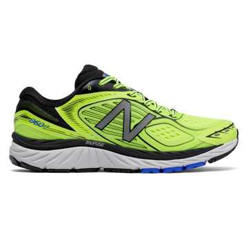 New Balance New Balance 860v7, Hi-Lite with Black