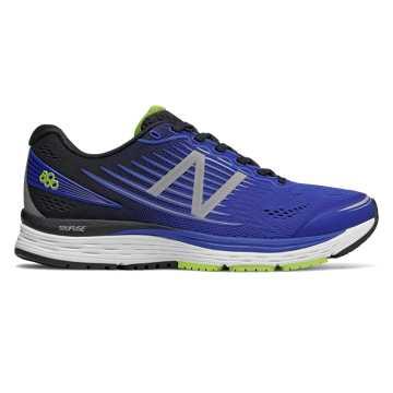 New Balance 880系列跑步鞋 男款 缓震稳定 舒适耐磨, 电蓝色