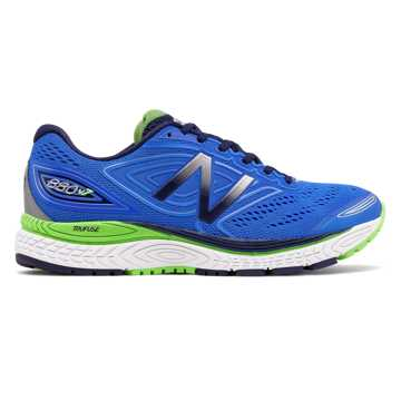 New Balance New Balance 880v7, Vivid Cobalt Blue with Pigment & Energy Lime