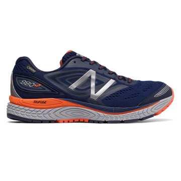 New Balance 880系列跑步鞋  男款  缓震稳定 舒适耐磨, 藏青色