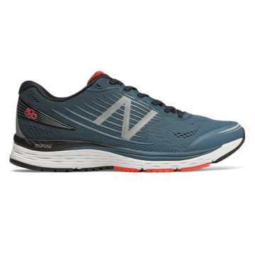 New Balance 880系列 男款 缓震稳定 舒适耐磨, 灰蓝色