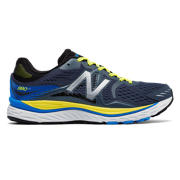 NB New Balance 880v6, Thunder with Electric Blue