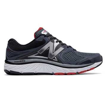 New Balance New Balance 940v3, Black with Red & Silver