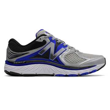 New Balance 940v3, Silver with Blue & Black