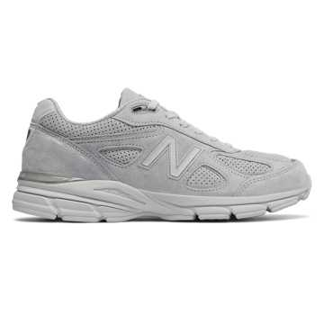New Balance Mens 990v4 Made in US, Arctic Fox