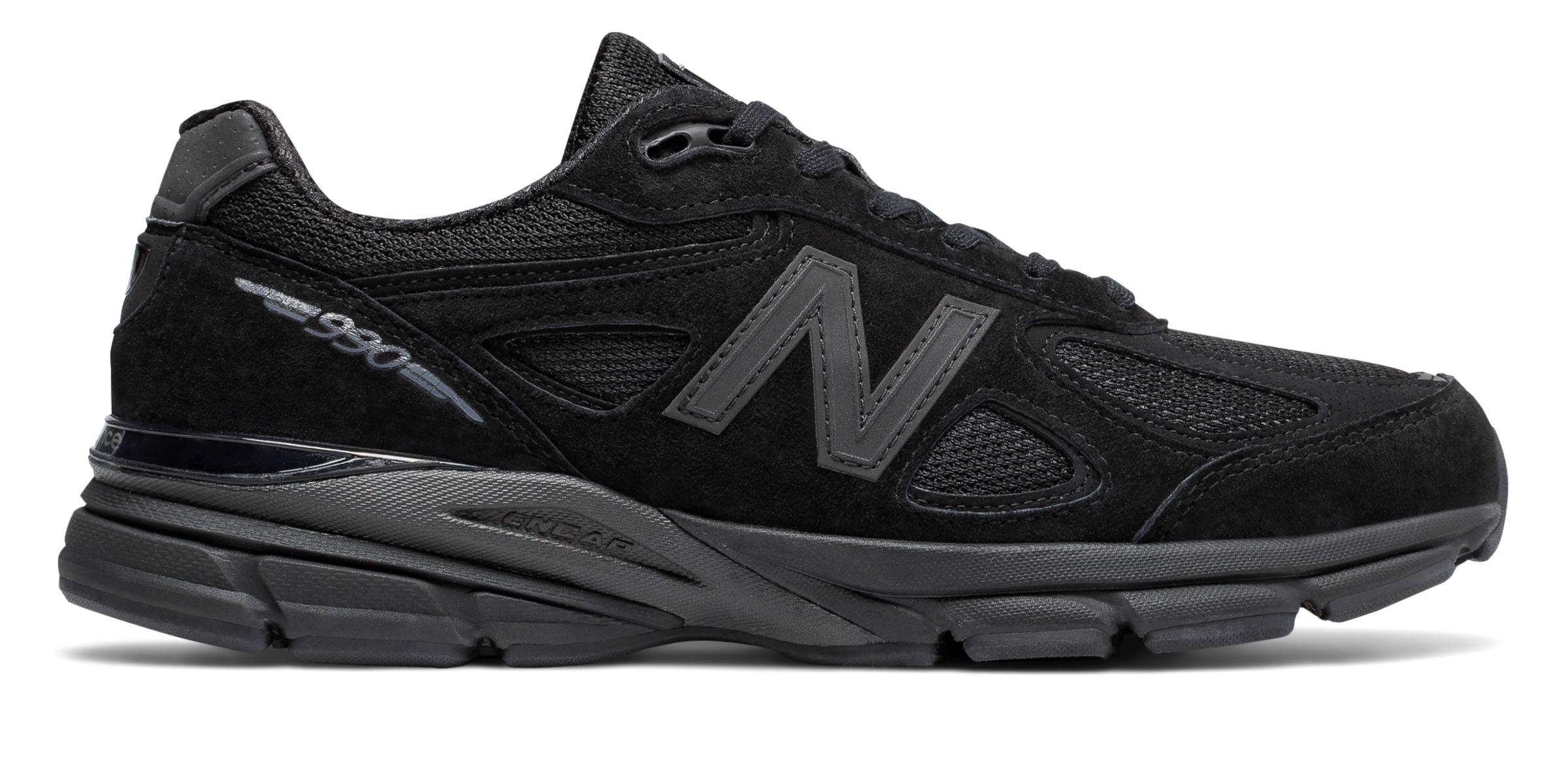 NB New Balance 990v4, Black