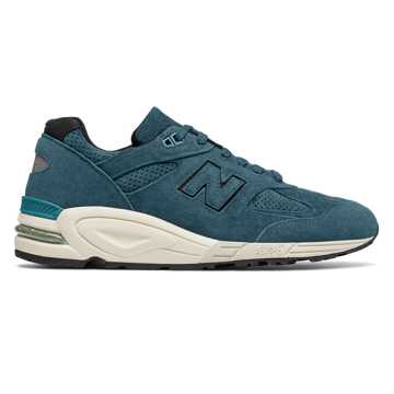 New Balance 999v2 Made in US Color Spectrum, North Sea with Moonbeam