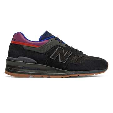 New Balance 997 Desert Heat, Black with Magnet