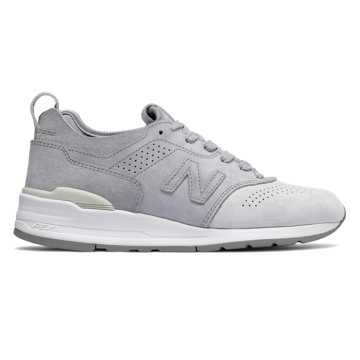 New Balance 997 Made in US Color Spectrum, Nimbus Cloud with Silver Mink