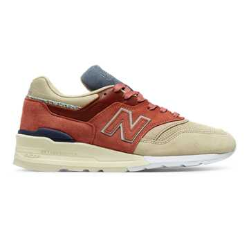 New Balance 997 Stance x NB FIRST OF ALL, Rose with Sand