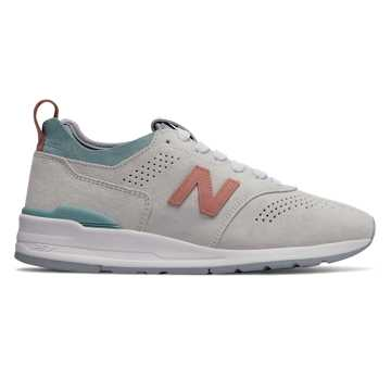 New Balance 997R, Nimbus Cloud with Storm Blue