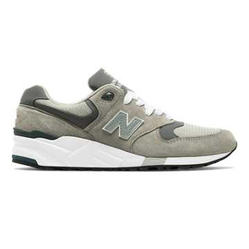 New Balance Made in US 999, Grey with Pewter