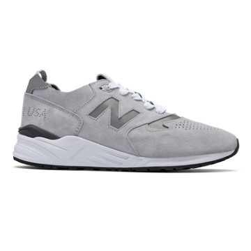 New Balance 999系列 男款 轻量避震 美国原产, 灰色