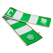 New Balance Celtic Mens Core Scarf, Celtic Green