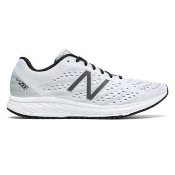 New Balance Vazee Breathe v2, White with Black