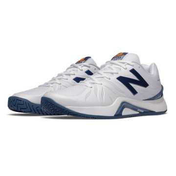 New Balance New Balance 1296v2, White with Blue