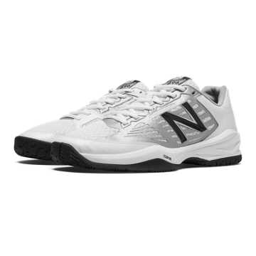New Balance New Balance 896, White with Silver & Navy