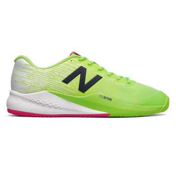 New Balance New Balance 996v3, Energy Lime with Arctic Fox