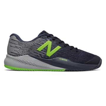 New Balance New Balance 996v3, Pigment with Light Cyclone & Energy Lime