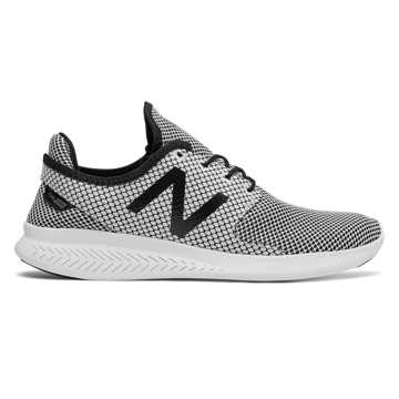New Balance FuelCore Coast v3, Grey with Black