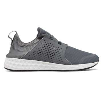 New Balance Fresh Foam Cruz, Gunmetal with White