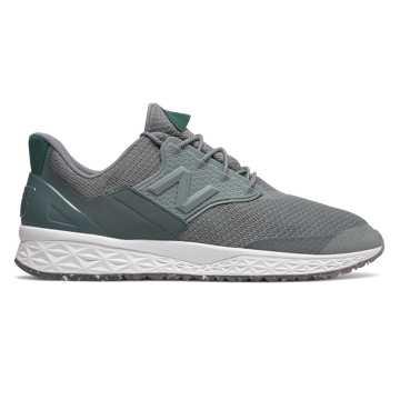 New Balance Fresh Foam 100, Apollo Grey with Atlas