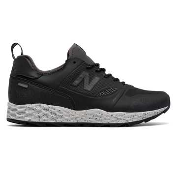 New Balance Fresh Foam Trailbuster, Black with Grey